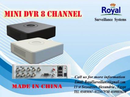 أجهزة تسجيل MINI DVR 8 channel