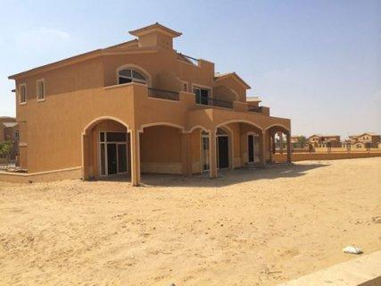 قصر للبيع بديار الشربتلى 1150 ارض ومبانى 950 متر لقطه