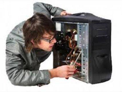 مهندس صيانة كمبيوتر بالمنازل بمدينة المنيا 01120362864