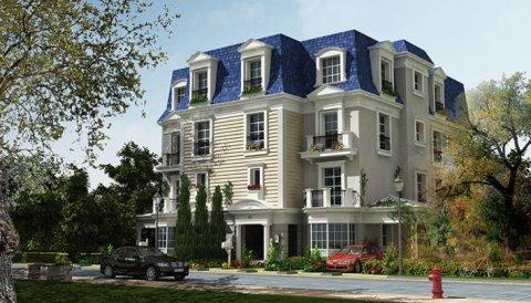 i villa للبيع بحديقة خاصة بكومباوند مونتن فيو بالتجمع الخامس بال
