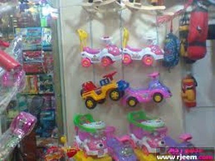 مطلوب للعمل بمحل لعب اطفال ـ محل هدايا وانتيكات