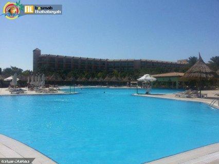 حجز فنادق الغردقة  فندق مجاويش ريزورت الغردقة
