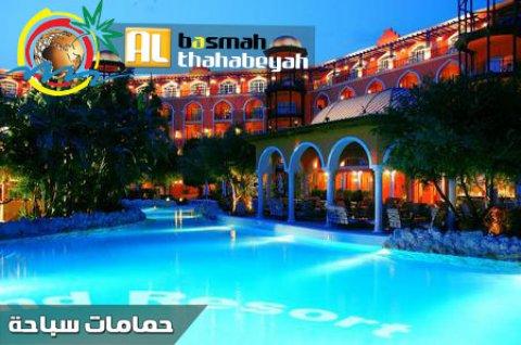 حجز فنادق الغردقة  فندق غزالة جراند ريزورت الغردقة