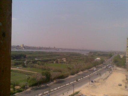 برخصه علي كورنيش النيل شقه 135م ب 170 الف قسط