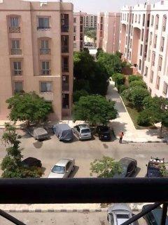 شقه مفروشه 160م للايجار بمدينة الرحاب المرحله الاولى