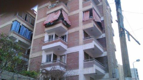 شقة للبيع او ايجار بأرقى موقع على شارع الهانوفيل الرئيسى مباشرة