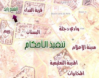 445 م ارض بحي الشروق ناصية