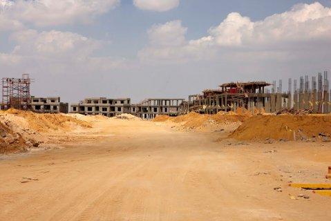 300 م ارض للبيع في كمبوندات اكتوبر