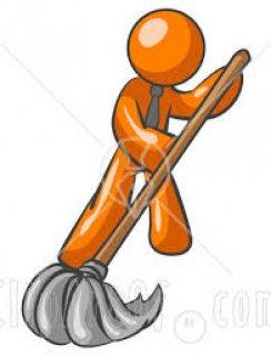 مطــلوب عمــال نظافة و افراد امن بالمريوطية هرم  عمال نظافة : بر