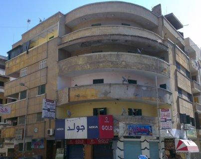 عقار للبيع - بوابة المساحة - ش اسماعيل صدقي