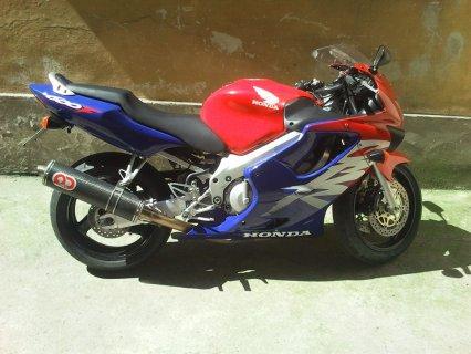 هوندا 600cc