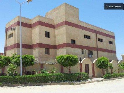مصنع صناعات غذائية - برج العرب الصناعية 450م