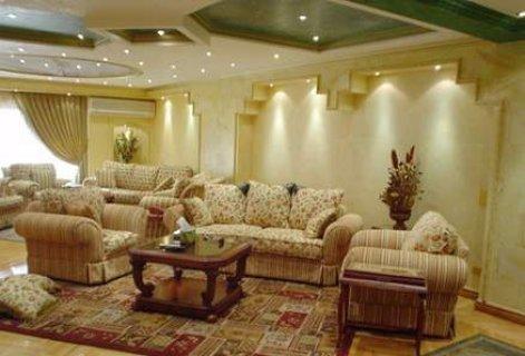 شقة للايجار مساحة 162 متر بارض الجمعيات