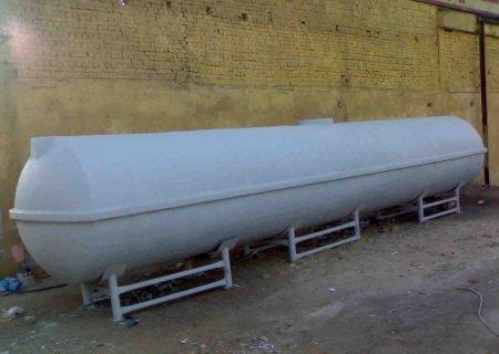 خزانات فيبر جلاس من سعة  1متر مكعب     حتي   100     متر مكعب