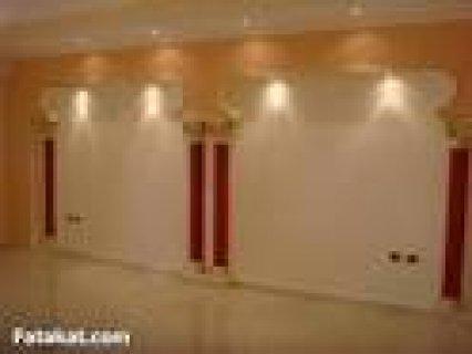 شقة للأيجار بالمقطم سوبر لوكس بالتكيفات والنجف 01129153170
