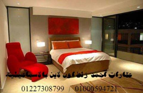 شقة للايجار مساحة 60 متر بشارع دمنهور الرئيسي
