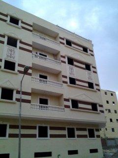 شقة 150م بالقرب من الجامعة الحديثة 3 غرف