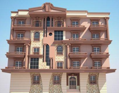 امتلك شقة 180م2 بالحي الأول أمام مدرسة البارون