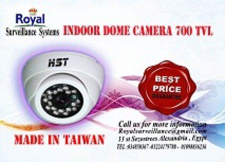 كاميرات مراقبة 700TVL  صنع فى تايوان