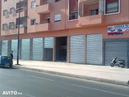 محل تجاري مساحته 7م متشطب ومترخص بسوق نمرة1 كفر الزيات بشارع سعد