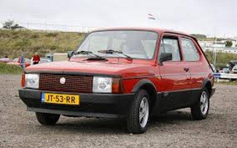 127 نصر موديل 1987 اللون احمر متالك حالة ممتازة للبيع
