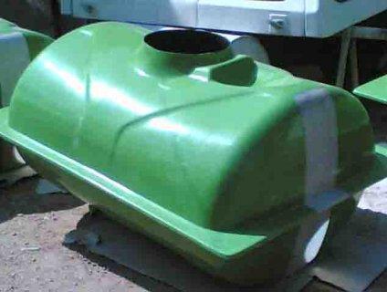 خزانات مياه شرب فيبر جلاس تبدأ       من سعة 1متر مكعب (1000لتر)