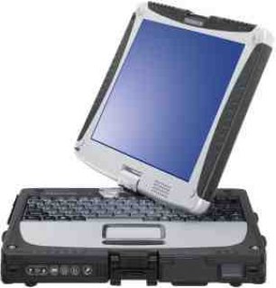 laptop panasonic cf-19 touch book