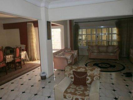 شقة 230م للبيع بمصطفى النحاس الرئيسي بمدينة نصر