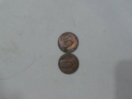 لهواه العملات 2 مليم نحاس بسعر مغرى