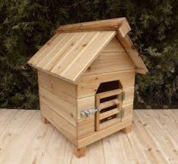عروض مميزة في بيوت الكلاب (الخشب / الحديد)