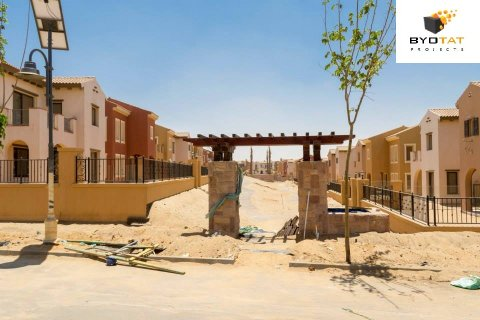 Amazing twin house in mivida parcel 16 landscape view for sale