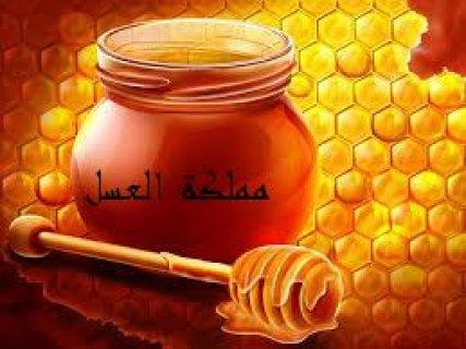مملكة العسل لجميع انواع العسل