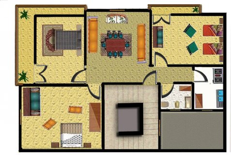 استلم شقة 120م بجوار سور مصنع الغزل من المصرية