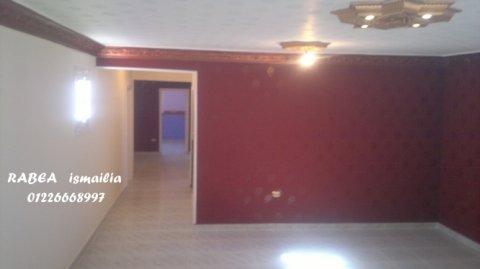 شقة للبيع بالإسماعيلية حديثة مكتب ربيع للعقارات 01226668997