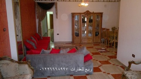 شقة للبيع بالاسماعيلية مكتب  عقارات الاسماعيلية 01226668997 ربيع