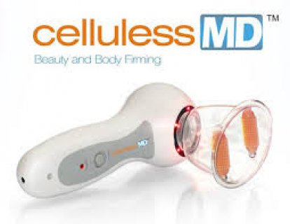 جهاز ازاله السلوليت وشد الجلد وتنعيم البشره جهاز Cellules MD  جه