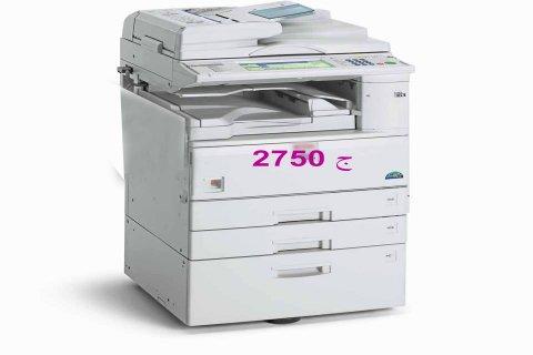 للشركات للمكتبات اله تصوير مستندات ب2750 ج