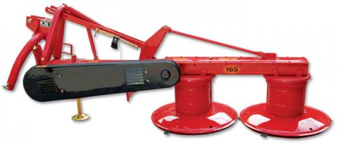 sell rotary drum mowers