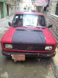 فرصه سيارة 128 موديل 1975 للبيع رخصه سارية