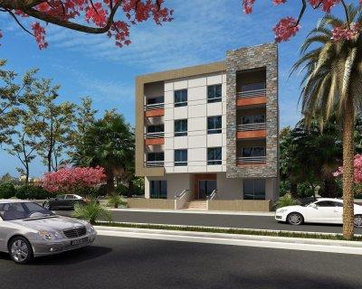مفأجاة شركة سكن شقة بمساحة 98 م - بتسهيلات