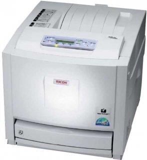 طابعة ليزر الوان ريكو RICOH LASER COLOR PRINTER