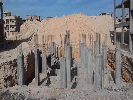 جديد فيلات برج العرب الجديدة على الرئيسى 450متر