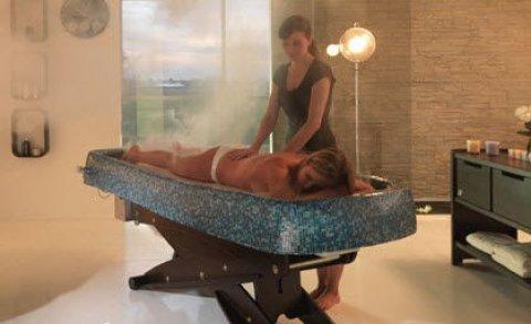 حمام بخار يخلص الجسم من الخلايا الميتة وينعش يومك