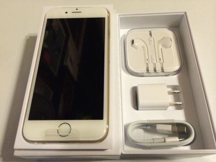 For sale iPhone 6 and 6 plus 64GB, 128GB