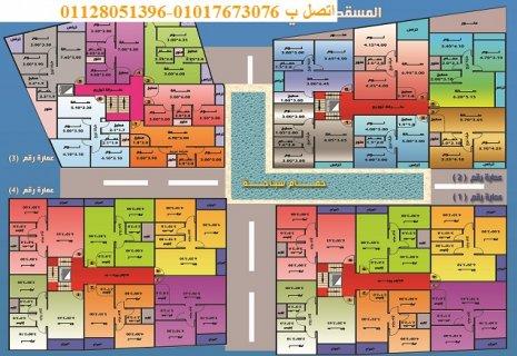 شقة للبيع بمنتجع الطاهر بأسكندرية بالتقسط علي 48 شهر 990ج شهريا