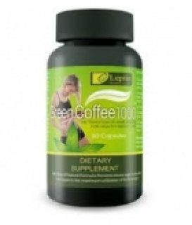 كبسولات جرين كوفي Leptin Green Coffee 1000 Capsule
