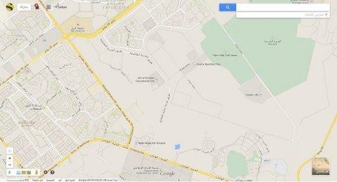 ارض مميزة بمساحة 497 م  بأرقى مناطق أكتوبر