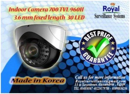 كاميرات مراقبة TVL 700 960H بعدد 30 LED