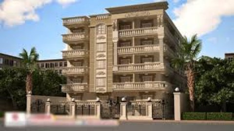 شقة 115م دور تاني بالبنفسج عمارات التجمع الخامس بسعر مغري