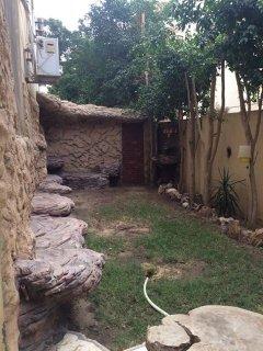 شقه بالحى التاني للبيع مساحة ١٧٥ متر ارضي بحديقة